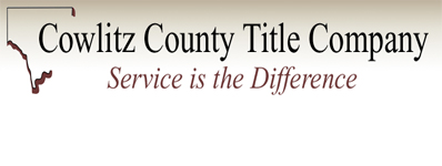 Contract--Cowlitz County Title Co.